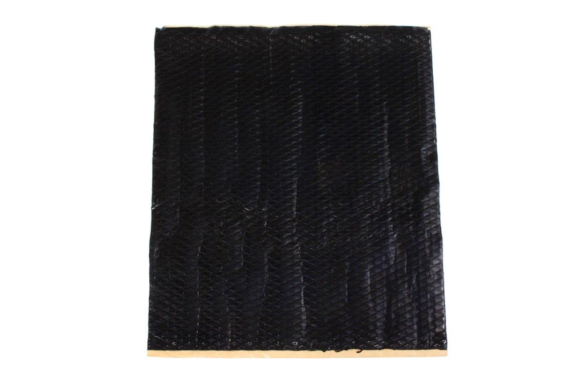 Wygłuszająca mata bitumiczna 2mm x 100cm x 60cm Czarna - GRUBYGARAGE - Sklep Tuningowy